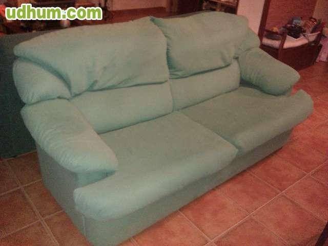 Sofa 3 plazas semi nuevo - Sofas en alcala de guadaira ...