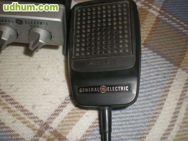 Vendo emisora general electric 4 - General electric madrid ...