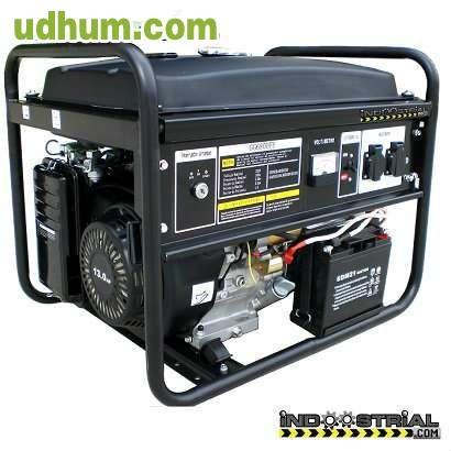 Generador a gasolina de 5 500 w barato - Generador electrico barato ...