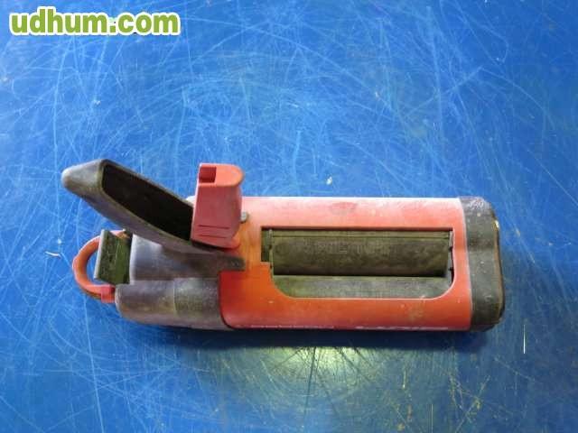 Hilti Chemical Bolt Installation -