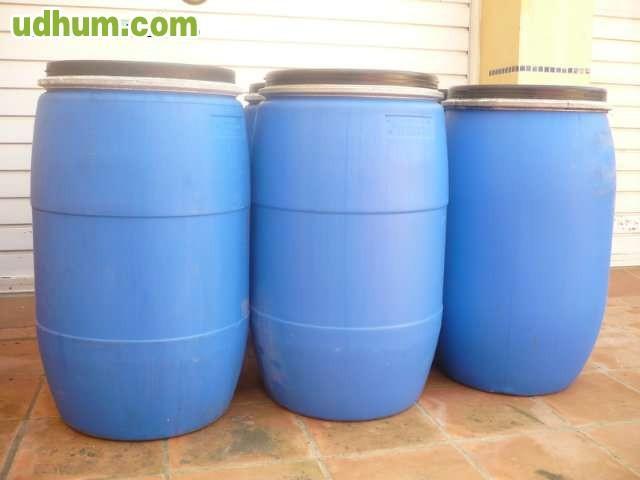 Bidones de 60 litros for Bidones de 1000 litros