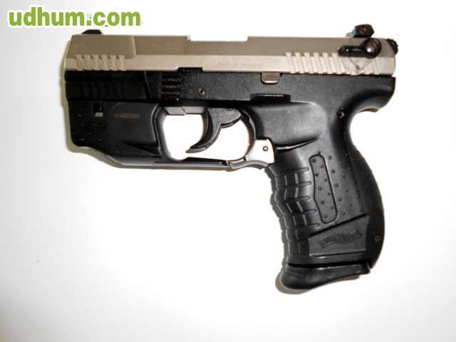 Armas de Fuego: calibre 22 lr