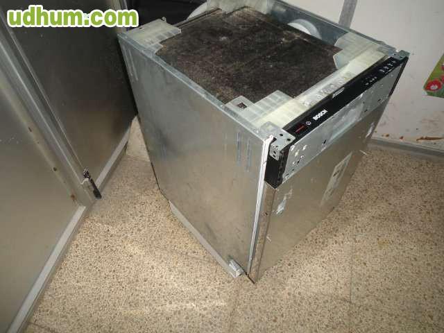 Lavavajillas bosch clase a 45cm panelable - Lavavajillas bosch panelable ...