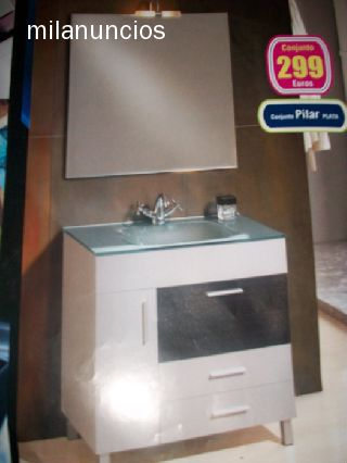 Liquidacion de muebles de ba o 290 euros - Muebles a 1 euro ...