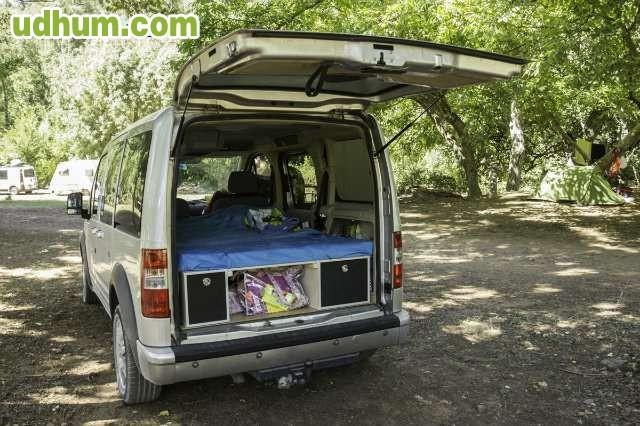 Kit muebles camper desmontables for Muebles camper