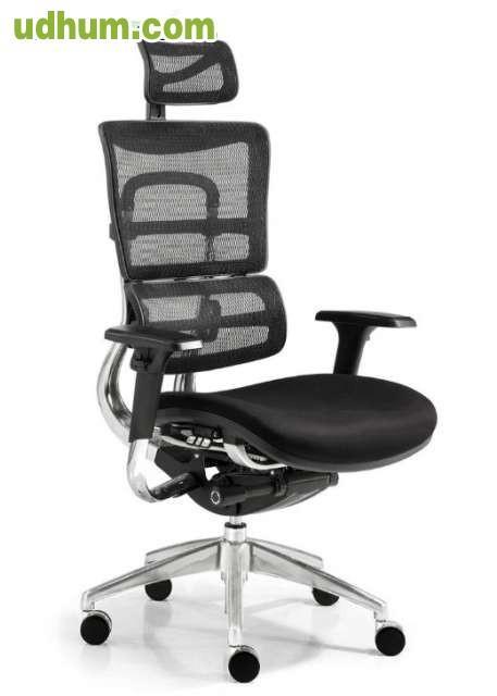 Sillones despacho y sillas ergo c 20157 for Sillones para despachos