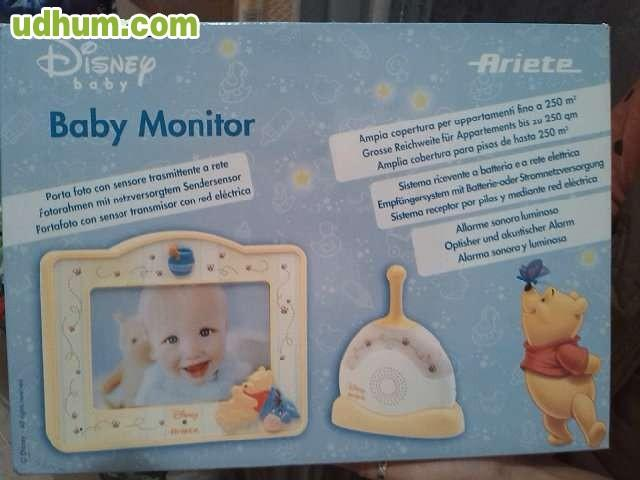 intercomunicador portafoto baby monitor. Black Bedroom Furniture Sets. Home Design Ideas