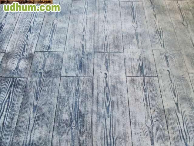 Hormigon impreso y hormigon pulido 288 - Hormigon decorativo para suelos ...