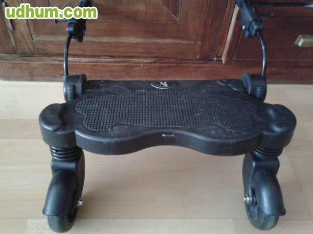 Patinete marca ms para silla de paseo de - Patinete silla paseo ...