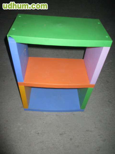 Estanteria de colores - Estanterias de colores ...