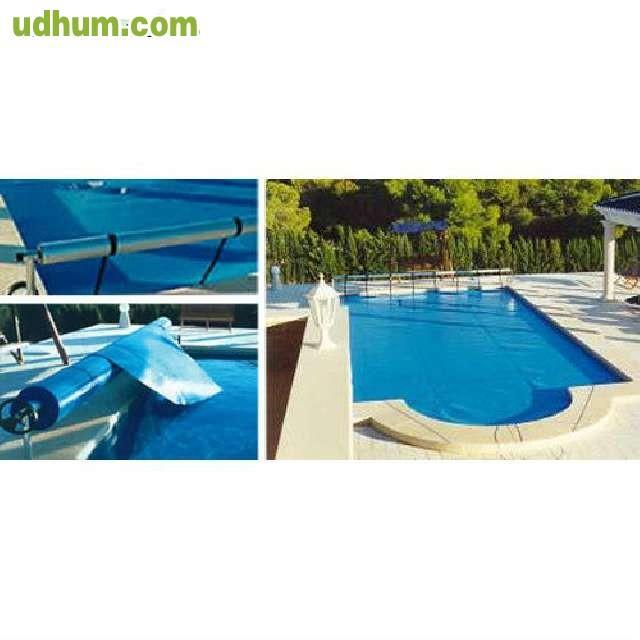 Toldo para piscina for Toldos para piscinas