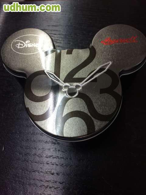 Talking mickey mouse reloj adulto