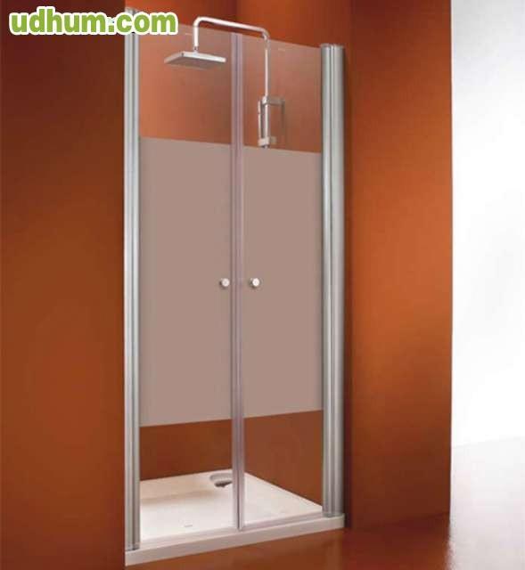 Cristaleria aluminio pinton 4 for Mamparas banera baratas