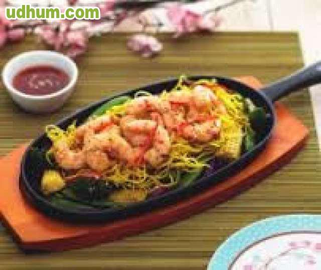 comida oriental sevilla: