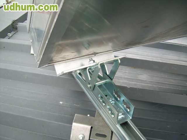Placa calefacci n aire solar 2kw - Placas ceramicas calefaccion ...