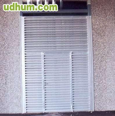 Rejas puertas hierro y aluminio - Hierro y aluminio ...