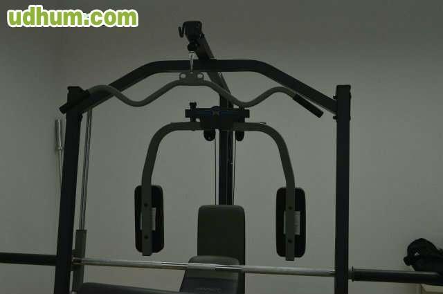 Maquina de musculacion 2 for Maquinas de musculacion