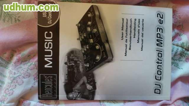 Hercules dj control mp3 e2 5 - Table de mixage hercules dj control mp3 e2 ...