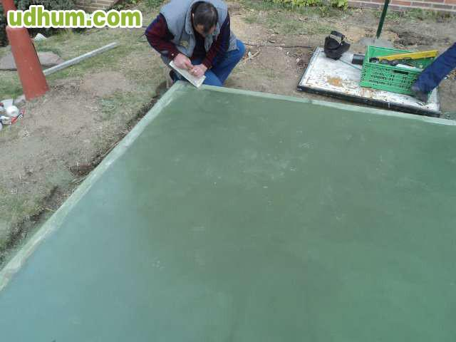 Pavimento de hormigon impreso y pulido 160 for Presupuesto de piscinas de hormigon