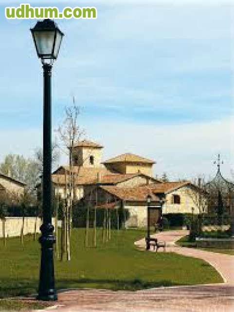 Farola Modelo Villa