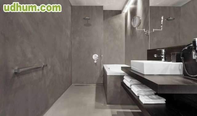 Revestimientos en microcemento 1 - Deco in het toilet ...