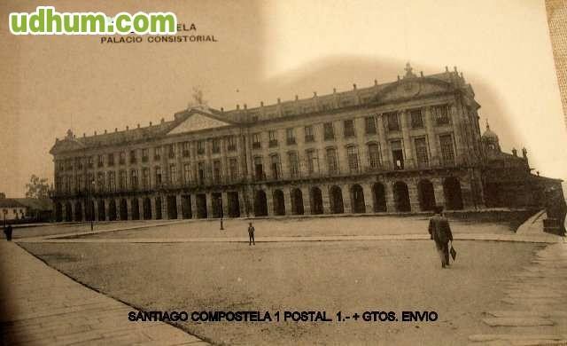 Postal de santiago de compostela for Cerrajeros santiago de compostela