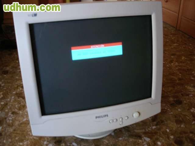 Philips 107s monitor