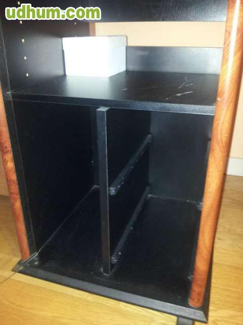 Mueble equipo de musica y porta cds - Muebles para equipos de musica ikea ...