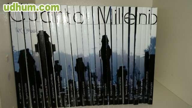 Colecci n libros dvd cuarto milenio 1 t for Ultimo libro de cuarto milenio
