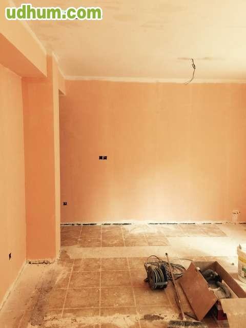 Alisado de paredes 20 - Pintar paredes estucadas ...