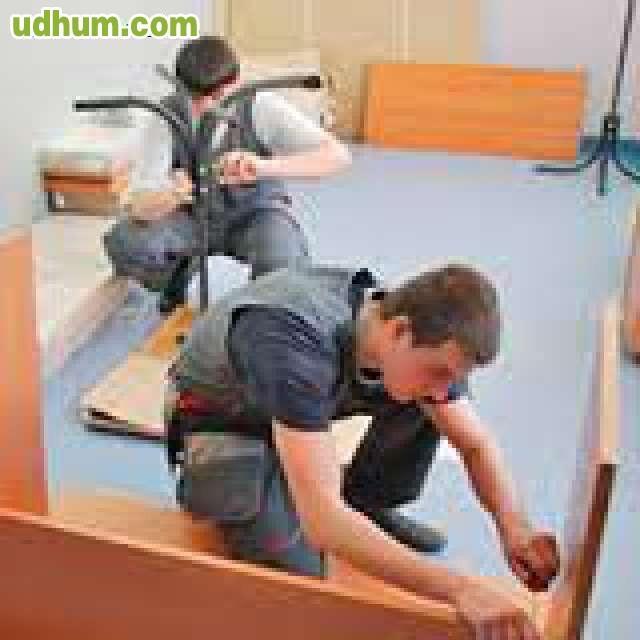 Empresa espa ola de mudanzas economicas - Montadores de muebles autonomos ...