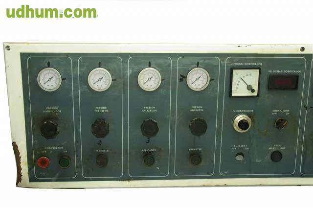 N 1352 cuadro de mandos met lico - Armarios electricos himel ...