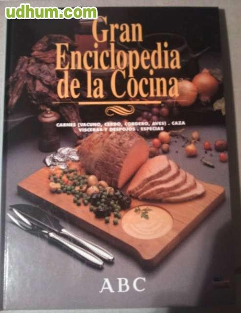 Gran enciclopedia de cocina tomos 4 y 5 for Enciclopedia de cocina pdf