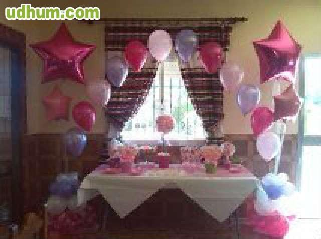 Decoracion con globos sevilla - Decoracion sevilla ...