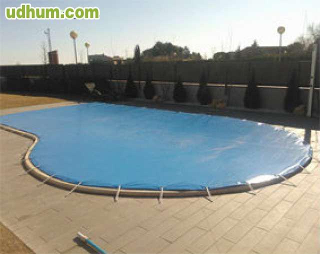 Cubiertas de lona para piscinas for Cubiertas de lona para piscinas