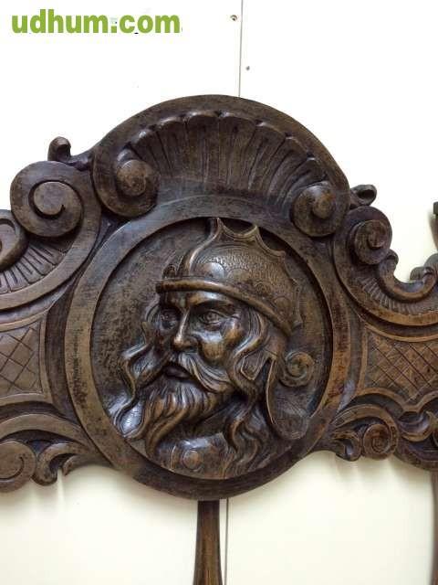 Antiguo recibidor - Perchero recibidor antiguo ...