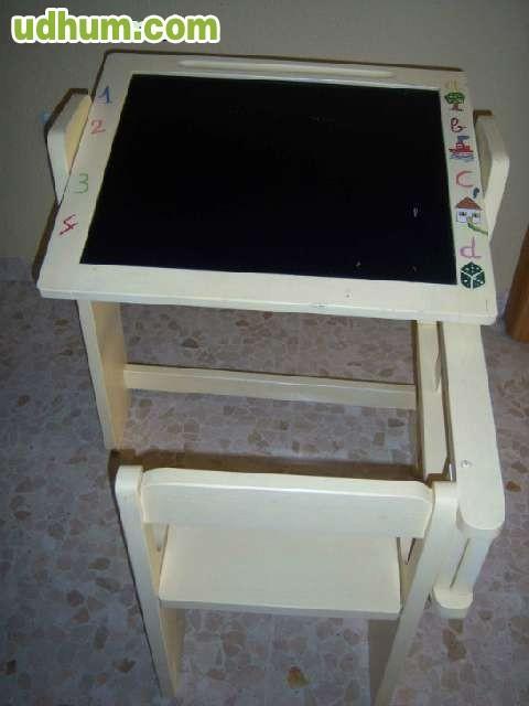 Pupitre o mesa estudio infantil - Mesa estudio infantil ...