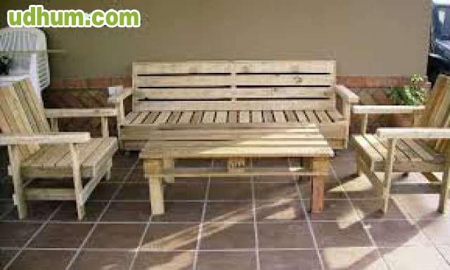 Todo tipos de muebles de palets for Todo para muebles