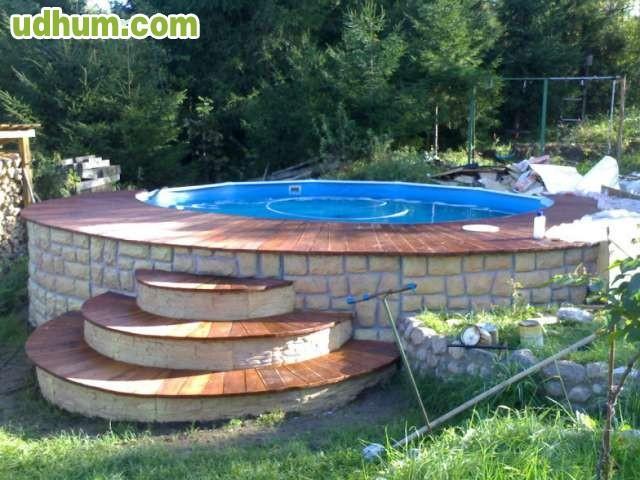 Piscinas y estanques hacemos y reparamos for Piscina estanque