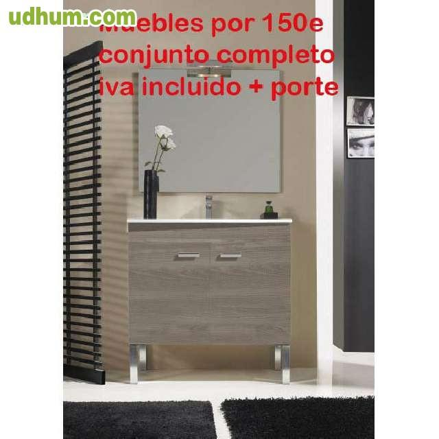 Outlet muebles de ba o sevilla for Muebles baratos en sevilla outlet