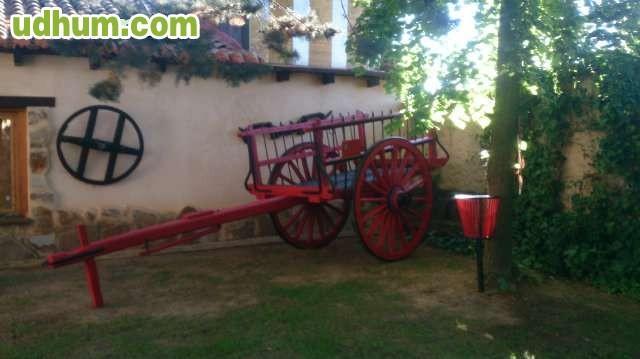 Jacuzzi Baños De Mula: afueras de mansilla de las mulas tiene 6 dormitorios tres cuartos de