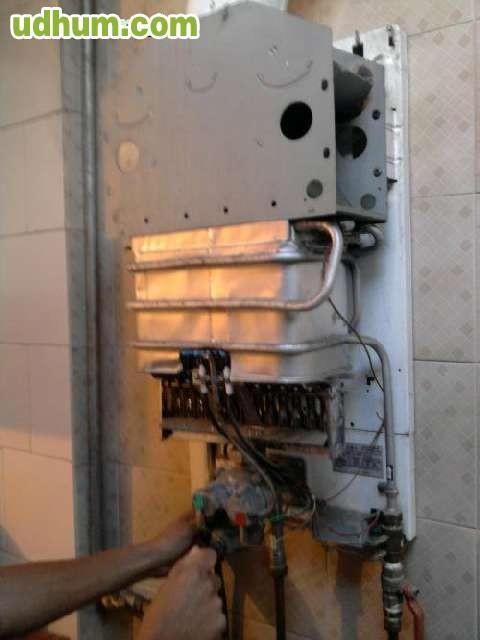 Calentadores y termos de gas en alicante - Fontaneros en elche ...