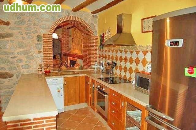 Rom ntica casa rural para parejas 1 for Casa rural romantica madrid
