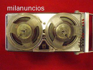Cinta de grabadora vintage