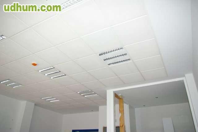 Pladur y techos registrables - Techos registrables pladur ...