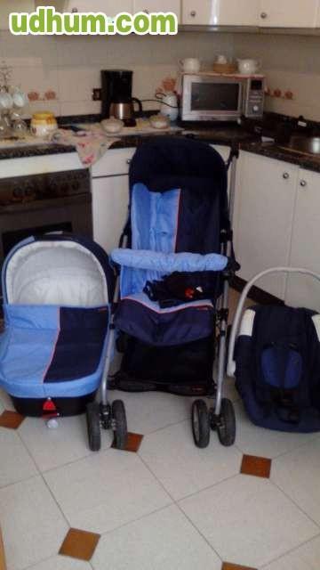 Cochecito tres piezas marca nurse - Cochecitos nurse precios ...