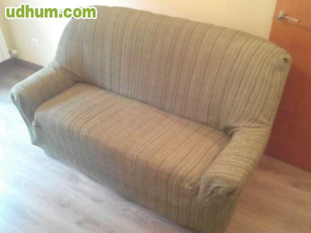 Sofa de tres plazas y dos sillones - Sofa para tres ...