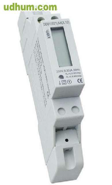 Contador de luz digital 1 for Manipular contador luz digital