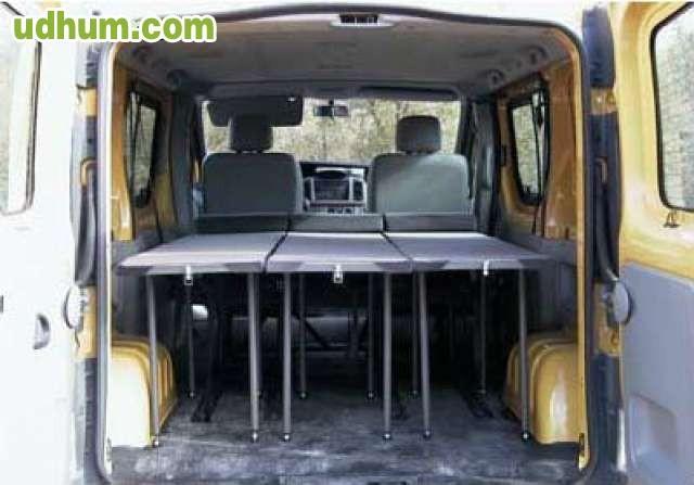 Renault nissan opel trafic vivaro - Muebles furgoneta camper ...