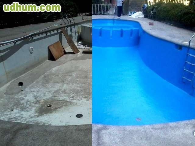 Reparaci n piscinas for Reparacion piscinas